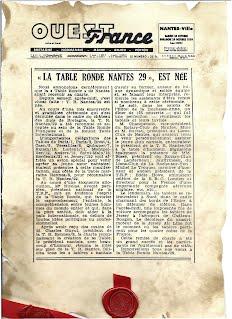 Article sur la constitution de la TR 29